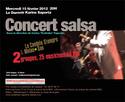 Concert Grupo Melao / Candela Siempre