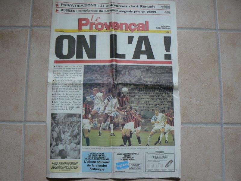 Eighties le forum de la communaut fan des ann es 80 voir le sujet - Journal le provencal ...