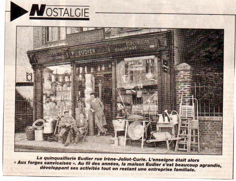 Histoire des communes le havre sanvic for Bar le bureau le havre