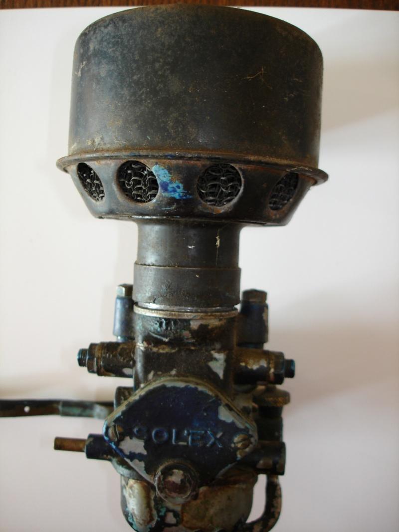 carburateur solex moteur bernard w112
