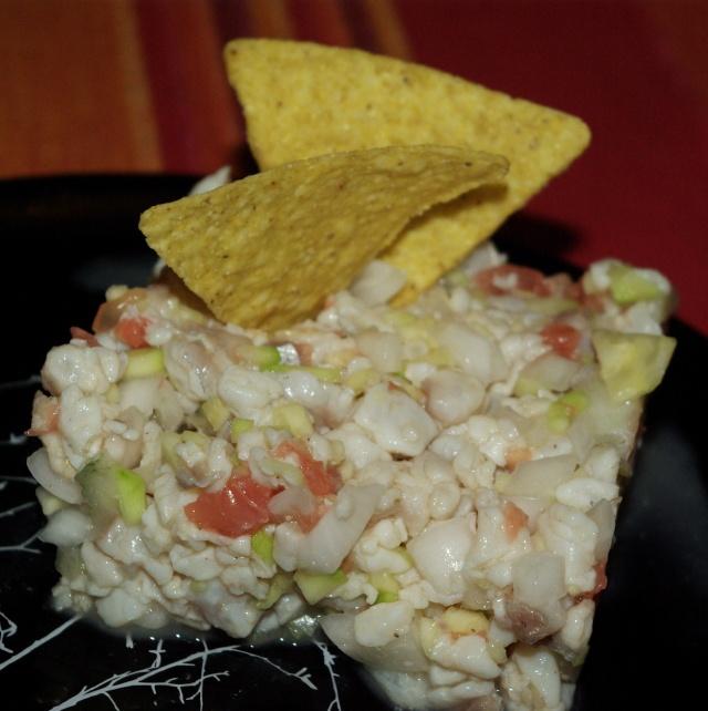 Tartare de daurade croquant et vitamin balade gourmande for Prima cuisine gourmande