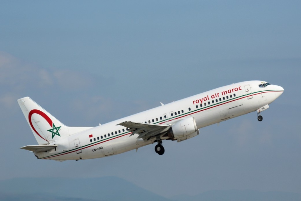 flug royal air maroc