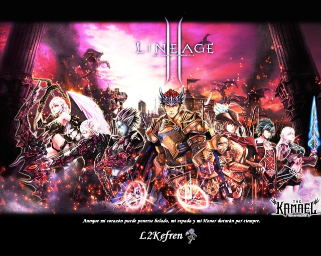 lineage 2 kamael. Lineage 2:The Kamael Descargar