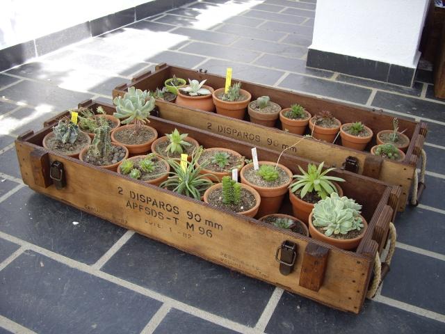 Estanteria para macetas lb estante de flores plancha de - Estanteria para plantas ...