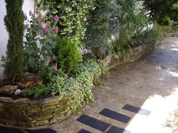 Jardinera sobreelevada p gina 1 - Piedras para jardineras ...