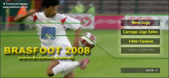 Resultado de imagem para brasfoot 2008