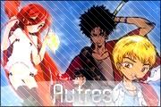 Autre Manga & Anime