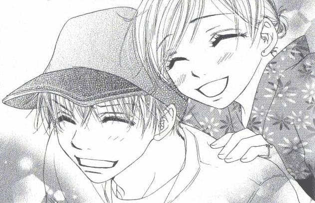 Imagenes de dibujos manga de amor  Imagui