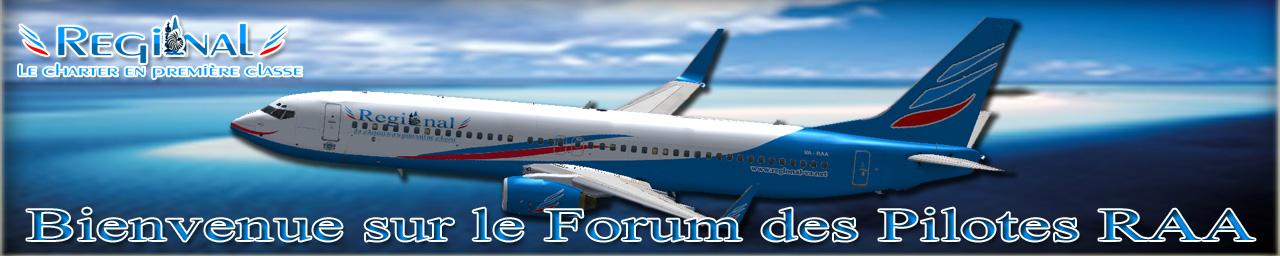 Le Forum des Pilotes RAA