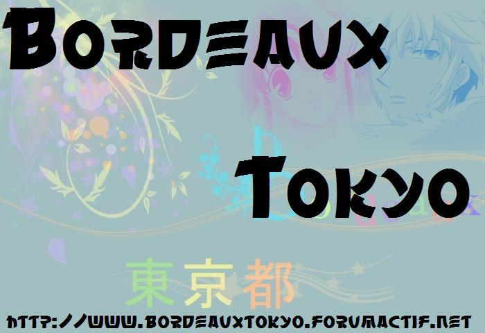 bordeaux tokyo, un site d'Otakus bordelais