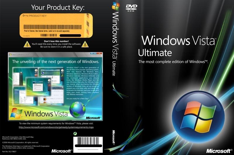 Windows vista ultimate keygen by h4ck