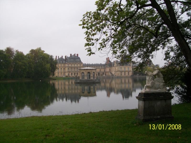 Le ch teau de fontainebleau page 8 for Jardin anglais chateau fontainebleau