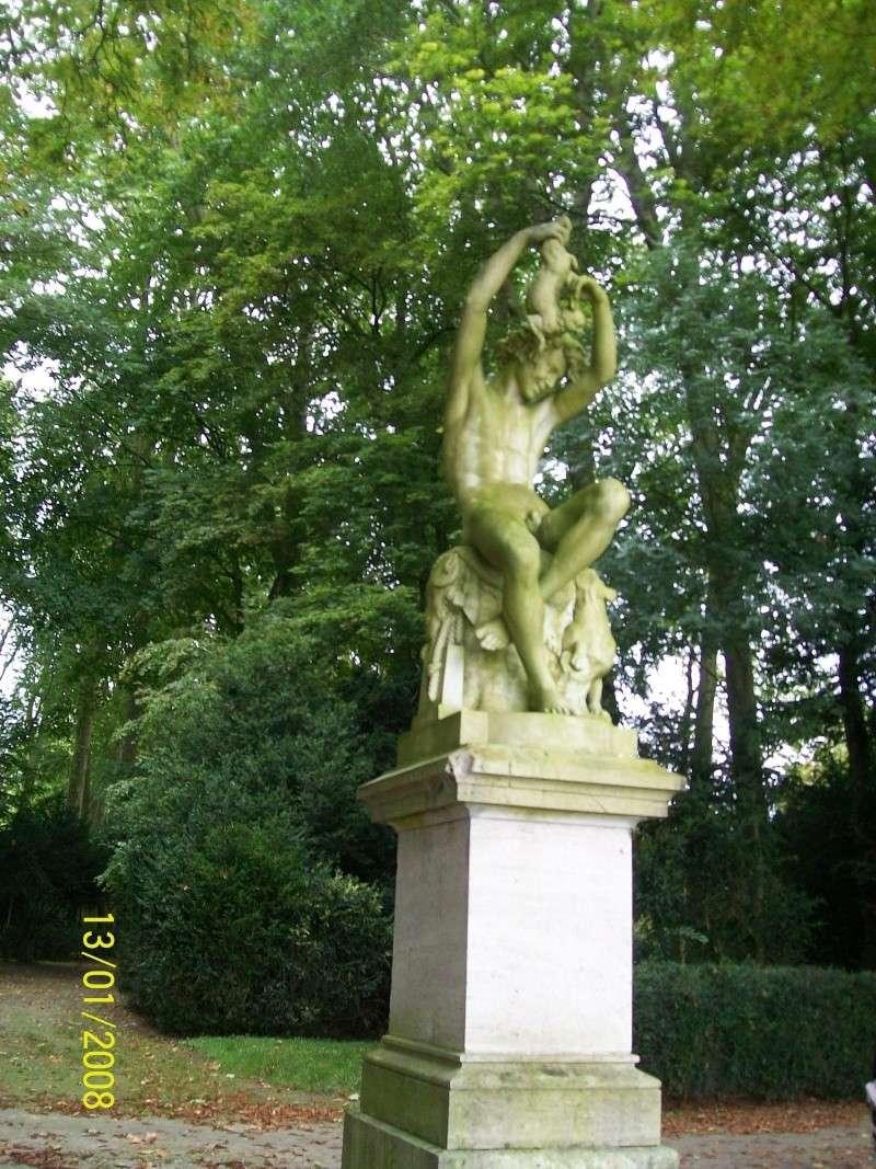Le ch teau de fontainebleau for Jardin anglais fontainebleau