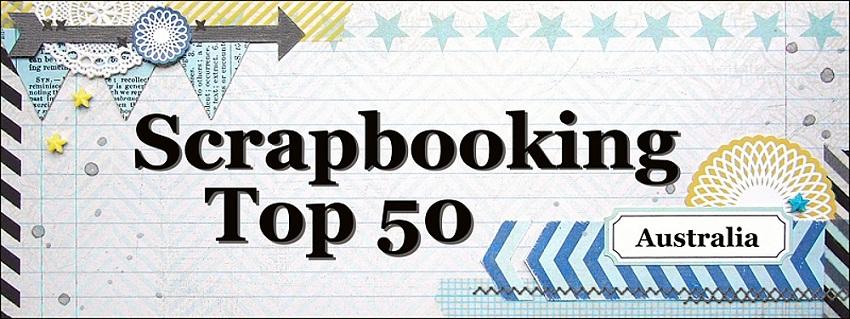 Scrapbooking Top 50 Australia