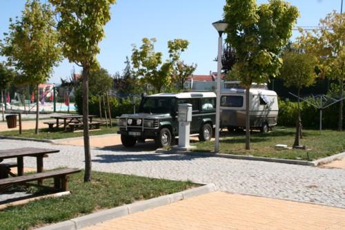 Camping En Camping Car En Espagne Hors Saison
