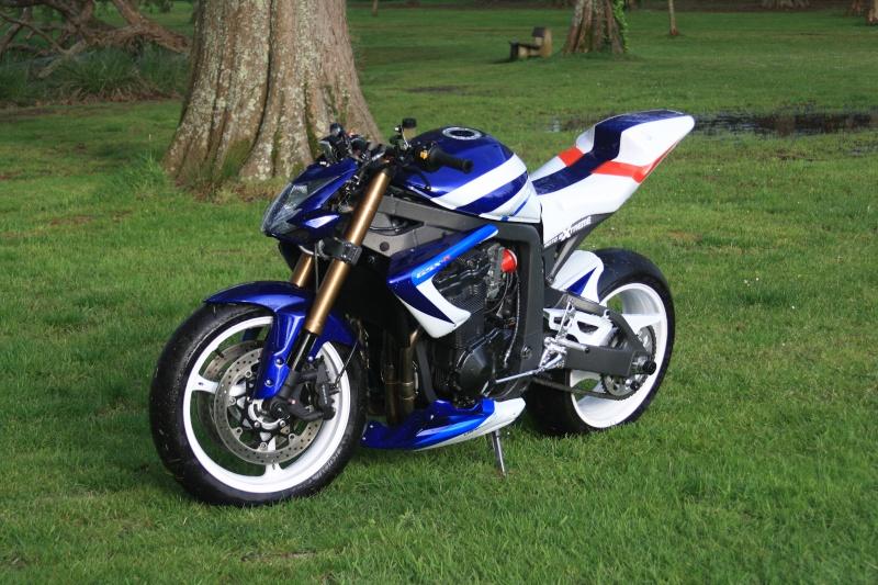 2003 Gsxr 750 Streetfighter Kit