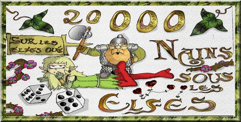 20000 nains sous les elfes