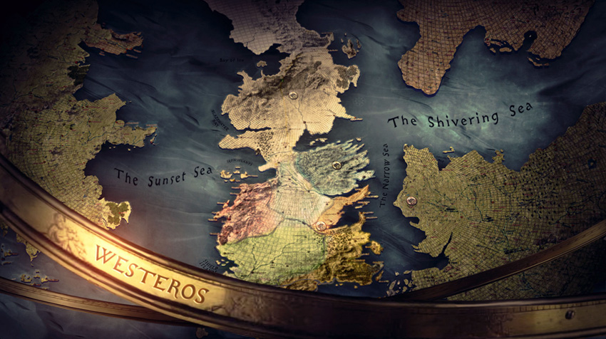 WORLD OF WESTEROS