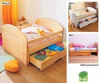 vends lit volutif enfant. Black Bedroom Furniture Sets. Home Design Ideas