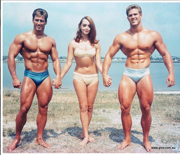 Frank Zane - Bodybuilding.com Forums