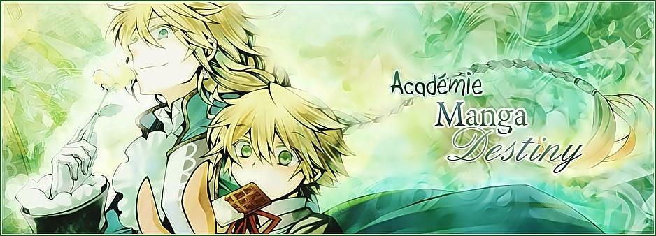 Académie Manga Destiny