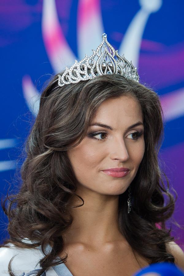MISS BELARUS 2012 is Yulia Skalkovich
