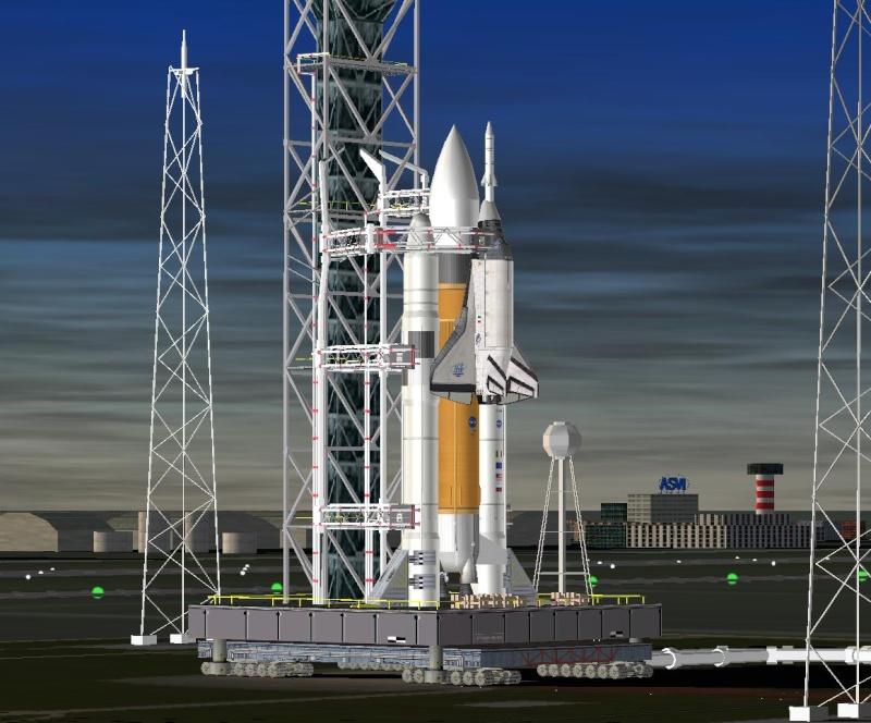 ksp space shuttle atlantis - photo #41