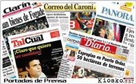 Portadas de la Prensa de Hoy