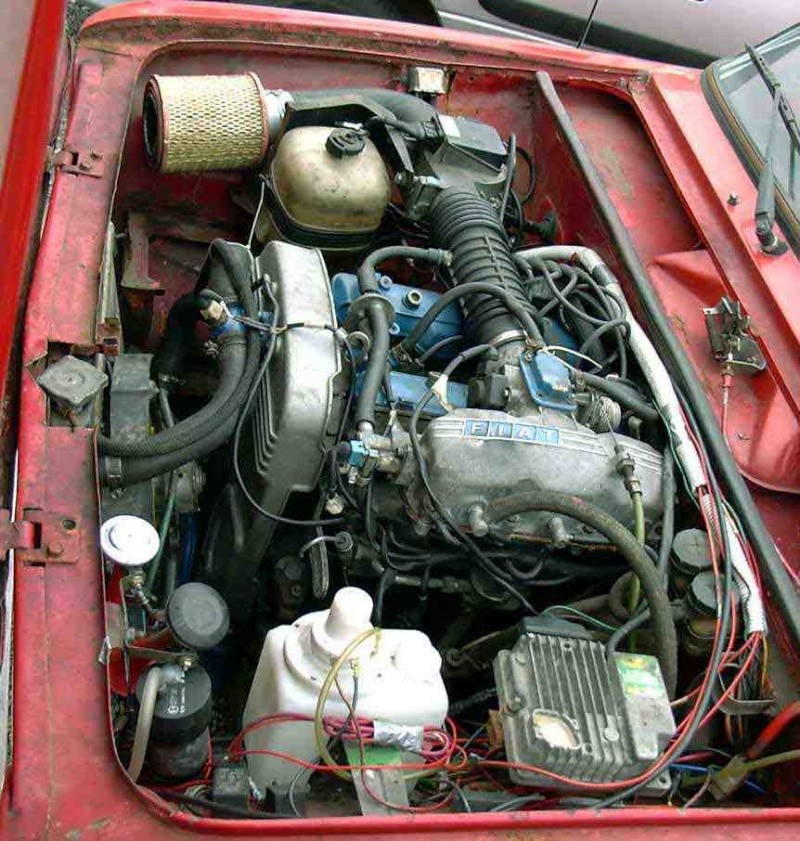 Двигатели фиат описание 4
