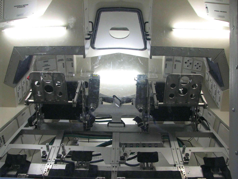 orion spacecraft cockpit - photo #18