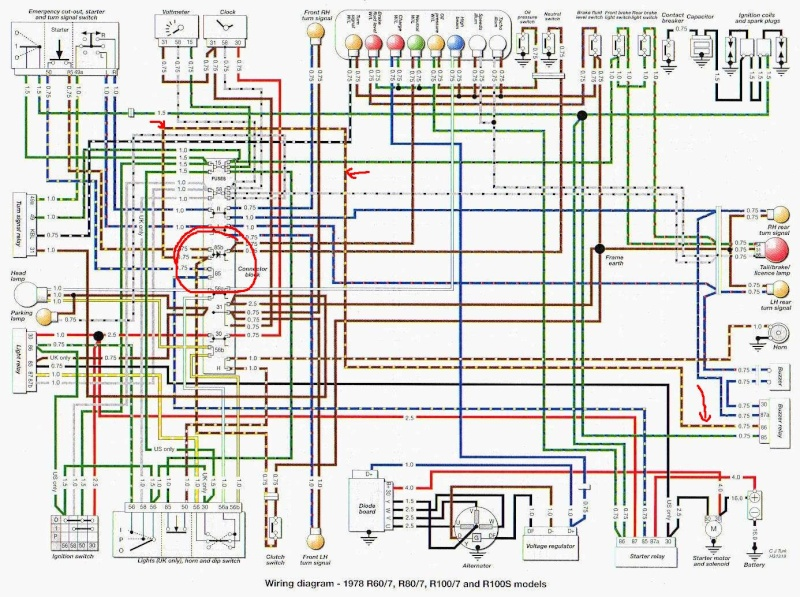 wiring diagram bmw k75 wiring image wiring diagram wiring diagram bmw r100rs wiring image wiring diagram on wiring diagram bmw k75