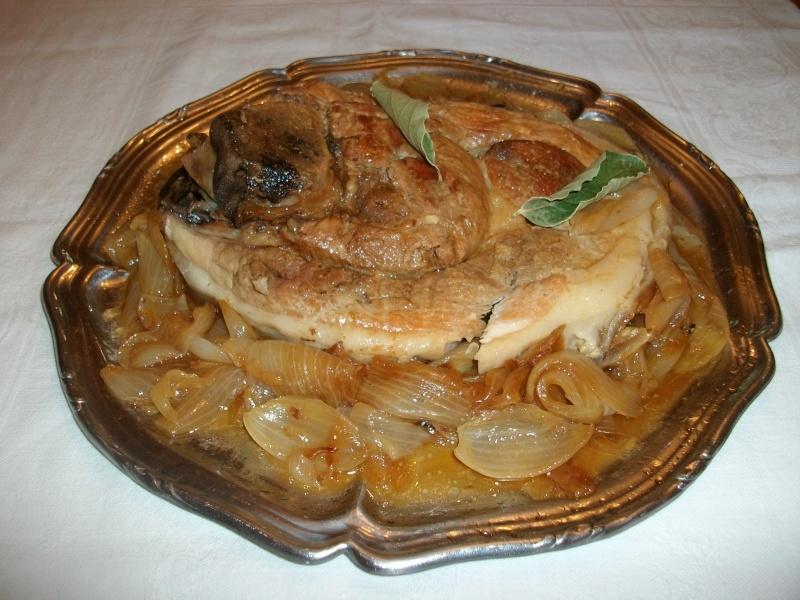 Rouelle de porc en cocotte minute fondante photo - Cuisiner rouelle de porc en cocotte minute ...