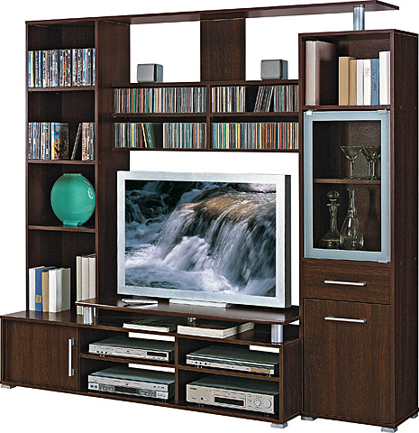 beau grand meuble tv a vendre. Black Bedroom Furniture Sets. Home Design Ideas