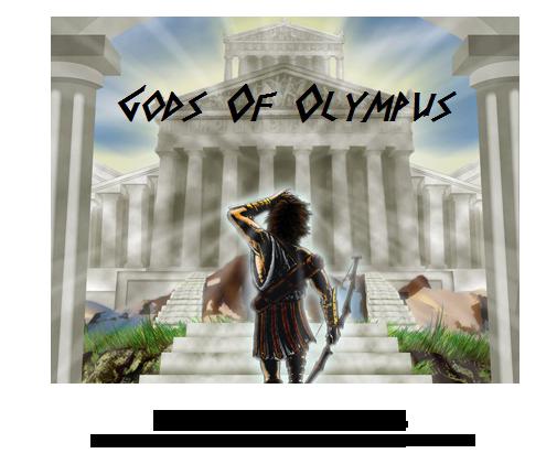 Боговете на Олимп