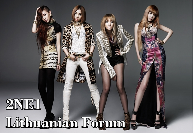 Lithuanian 2NE1 Forum