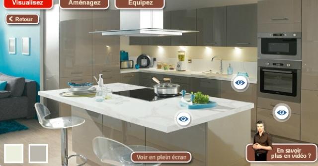 besoin aide d co pi ce vivre avec cuisine ouverte page 2. Black Bedroom Furniture Sets. Home Design Ideas