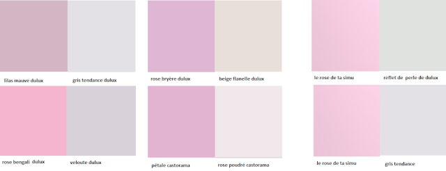 Peinture Rose Chambre Awesome Fil Rose Peinture Rose Chambre Rose