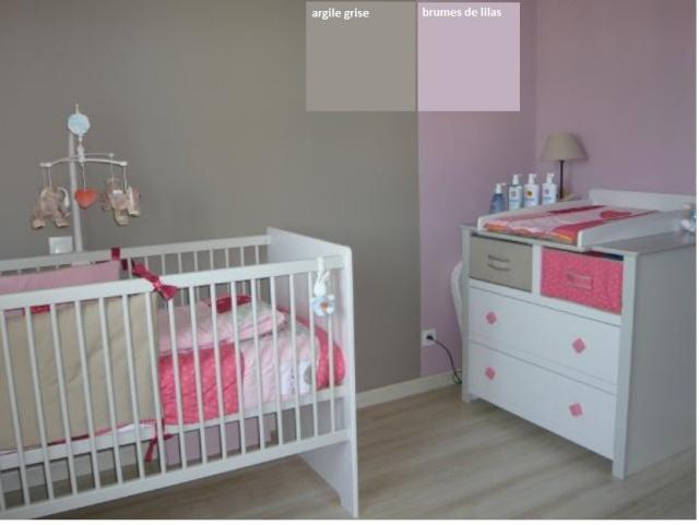 Idee Pour Amenager Une Petite Salle De Bain : Chambre bébé fille besoin daide pour la déco p 8  Page 2