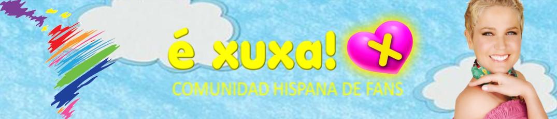 É Xuxa!
