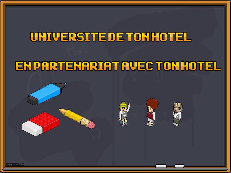 Université de Ton-Hôtel
