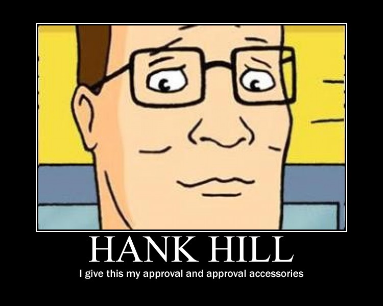 Hank Hill Characters Official Hank Hill Propane