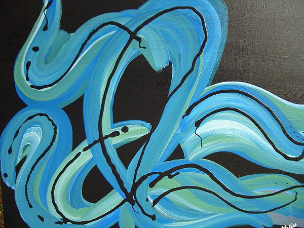 Mon labyrinthe d'émotions dans Amore abstra11