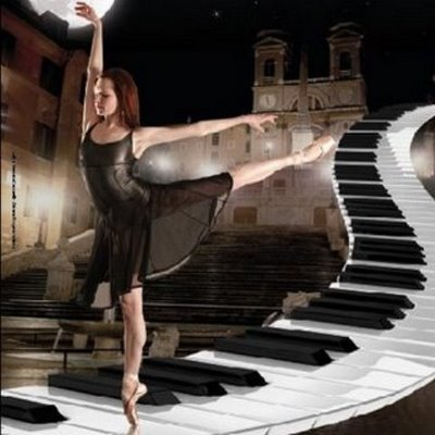 La silencieuse... dans Amore danza-10