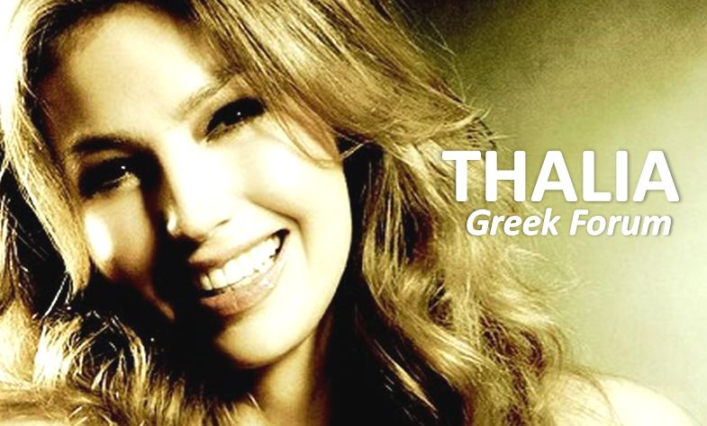 Thalia - The Greek Forum