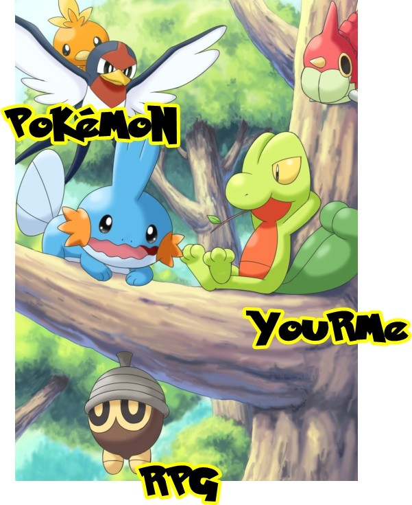 Pokemon Yourme Rpg