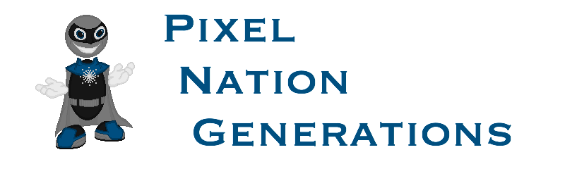 Pixel Nation Generations