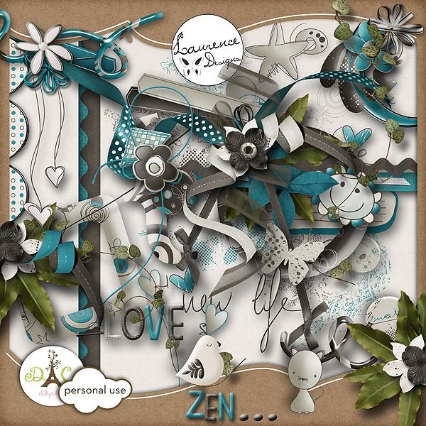 Sortie de ZEN  par Laurence Designs