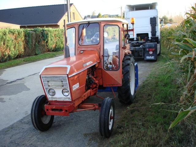 Presentation de moi et mes tracteurs for Chambre a air tracteur occasion