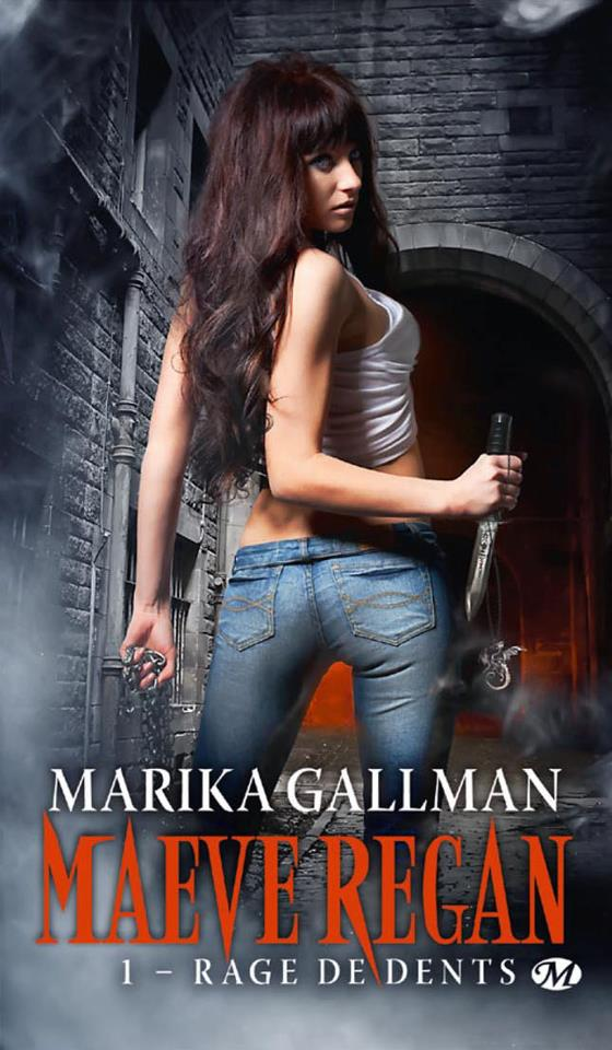 Marika Gallman - Maeve Regan - 3 tomes