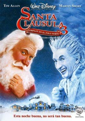 Santa Clausula 1 2 3 DVDRip Español Latino Descarga